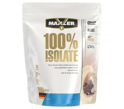 Maxler 100% Isolate 900g (Swiss Chocolate)