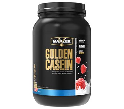 Maxler Golden Casein 2lb (Strawberry)