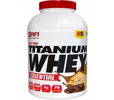 SAN 100% Pure Titanium Whey 2lb (Ванильный Ирис)