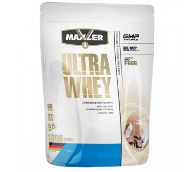 Maxler Ultra Whey 1800g (Chocolate Coconut Chips)