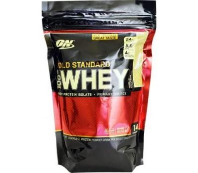ON 100% Whey Gold standard 1lb (Vanilla Ice Cream)