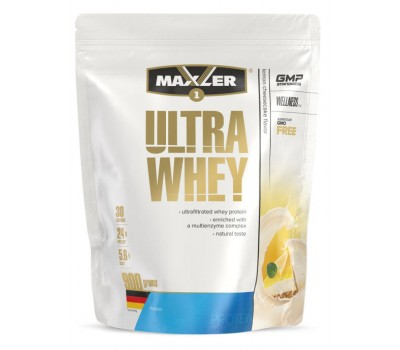 Maxler Ultra Whey 900g (Lemon Cheesecake)