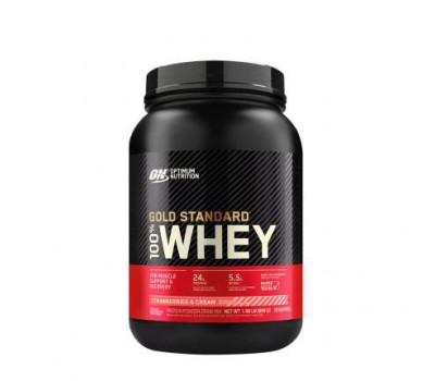 ON 100% Whey Gold standard 2lb (Strawberry Cream)