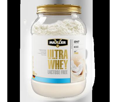Maxler Ultra Whey Lactose Free 900g (Coconut)