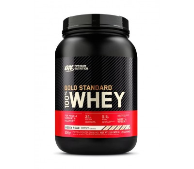 ON 100% whey gold standard 2lb (Rocky Road)