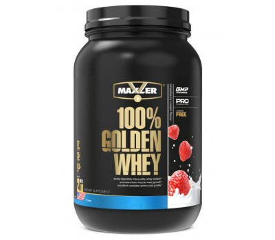 Maxler Golden Whey 2 lb (Strawberry)