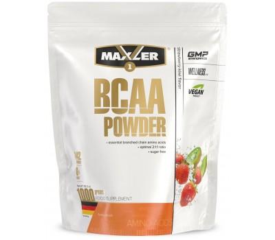 Maxler BCAA Powder 2:1:1 - 1000g (Strawberry Kiwi)
