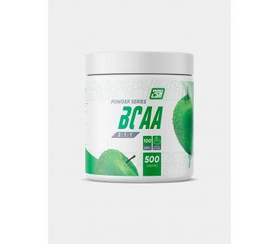 2SN BCAA 2:1:1 powder 500g (яблоко)