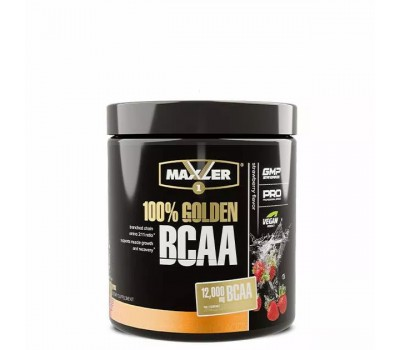 Maxler 100% Golden BCAA 210 g (Strawberry)