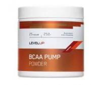 Level UP BCAA Pump 250g (Гуарана)