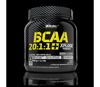 Olimp BCAA 20:1:1 Xplode powder 500g (Grapefruit)