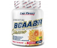 Be First BCAA 2:1:1 CLASSIC powder 200g (Апельсин)
