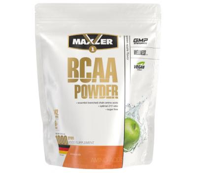 Maxler BCAA Powder 2:1:1 - 1000g (Green apple)