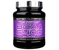 Scitec Nutrition BCAA 6400 375 tabs