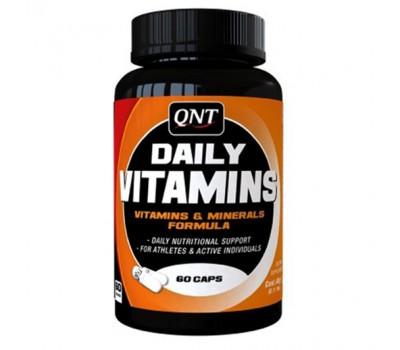 QNT Daily Vitamins (60 кап)