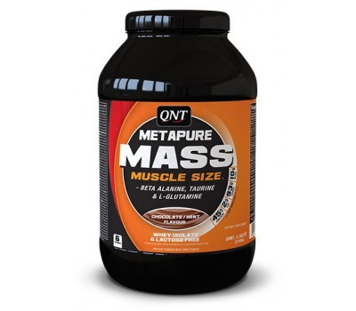 QNT Metapure Mass 2.4lb (1100 гр)