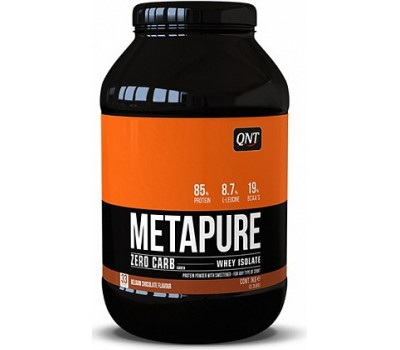 QNT Metapure Zero Carb Whey Isolate 2.2lb (1000 гр)