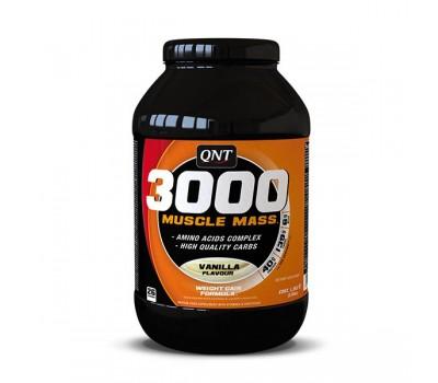 QNT Muscle Mass 3000 2.9lb (1300 гр)