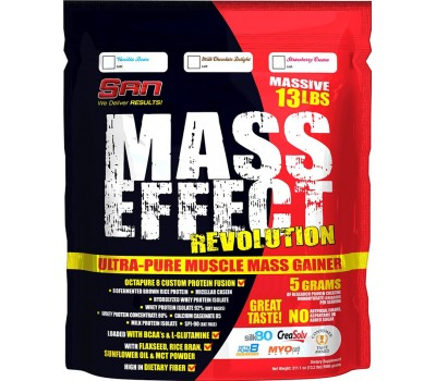 SAN Mass Effect Revolution 12lb (5990g)