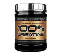 Scitec 100% Creatine Monohydrate (300 гр)
