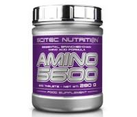 Scitec Amino 5600 (200 таб)