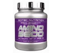 Scitec Amino 5600 (500 таб)