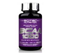Scitec BCAA 1000 (100 кап)