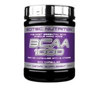 Scitec BCAA 1000 (300 кап)