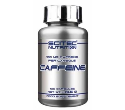 Scitec Caffeine (100 кап)
