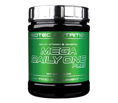 Scitec Mega Daily One (120 кап)