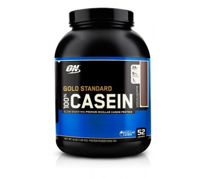 Optimum Nutrition 100% Casein Protein 4lb (1820 гр)