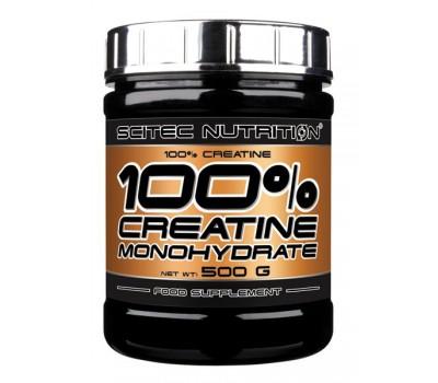 Scitec 100% Creatine Monohydrate (500 гр)