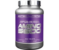 Scitec Amino 5600 (1000 таб)