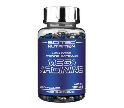 Scitec Nutrition Mega Arginine (90 кап)