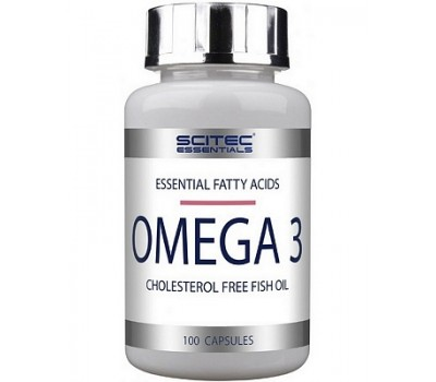 Scitec Nutrition Omega 3 (100 кап)