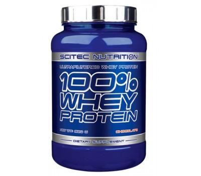 Scitec 100% Whey Protein (920 гр)