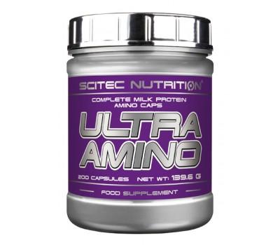 Scitec Ultra Amino (200 кап)