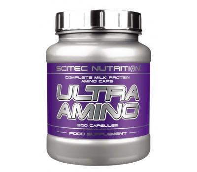 Scitec Ultra Amino (500 кап)