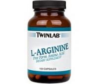 TWL L-Arginine 500mg (100 кап)