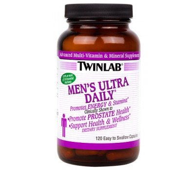 TWL Mens Ultra Daily (120 кап)