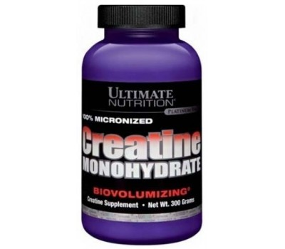 Ultimate 100% Micronized Creatine Monohydrate (300 гр)
