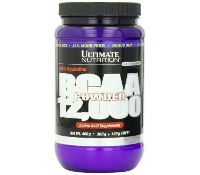 Ultimate BCAA 12,000 Powder (400 гр)