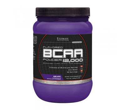 Ultimate Flavored BCAA Powder 12.000 (228 гр)