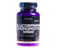 Ultimate Glucosamine&Chondroitin+MSM (90 таб)