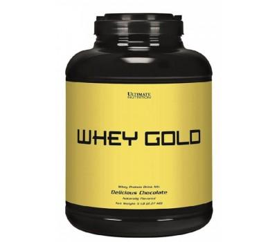 Ultimate Whey Gold 5lb (2270 гр)