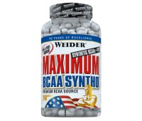 Weider Maximum BCAA Syntho (120 кап)